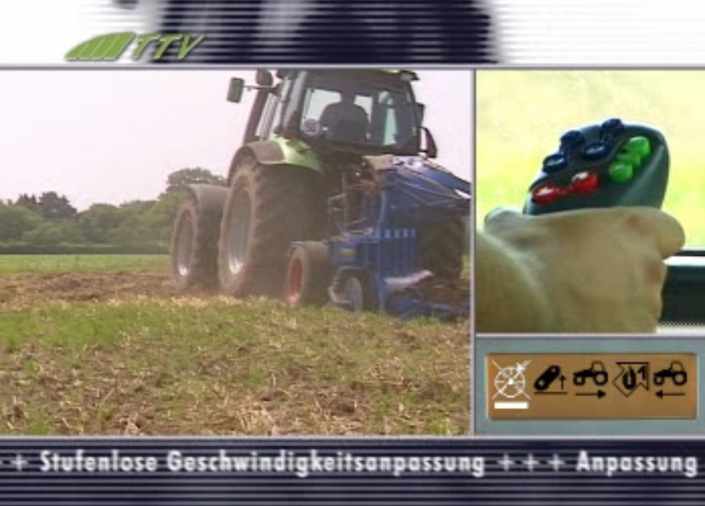 Deutz-Fahr Agrotron TTV 1160 mit Pflug