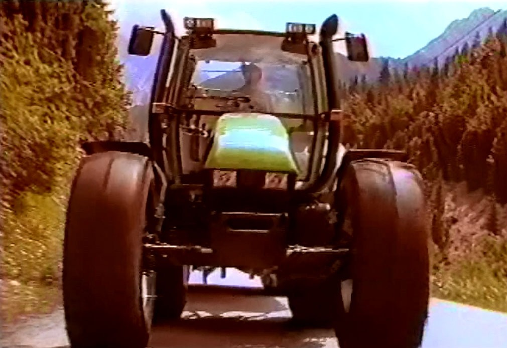 Agrotron - Tomorrow's Tractor Today From Watveare