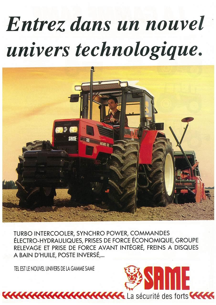 Antares 100 - Entrez dans un nouvel univers technologique