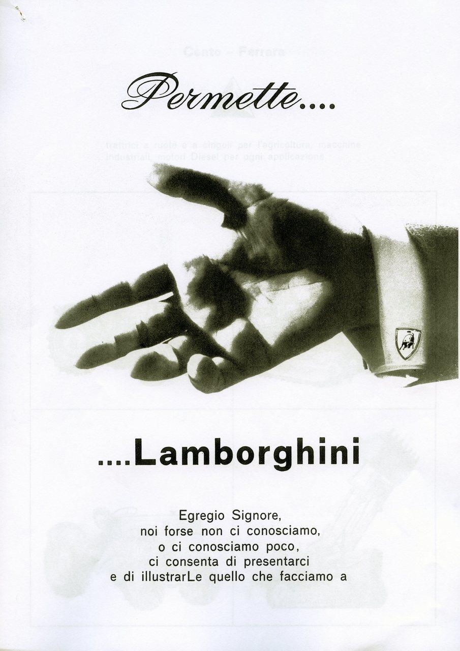 Permette....Lamborghini