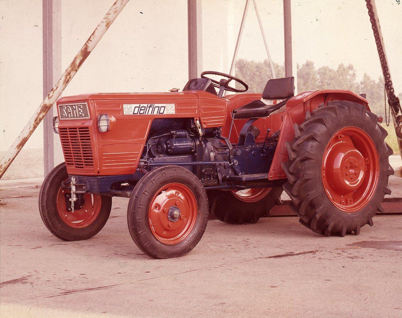 [SAME] trattore modello Delfino 32