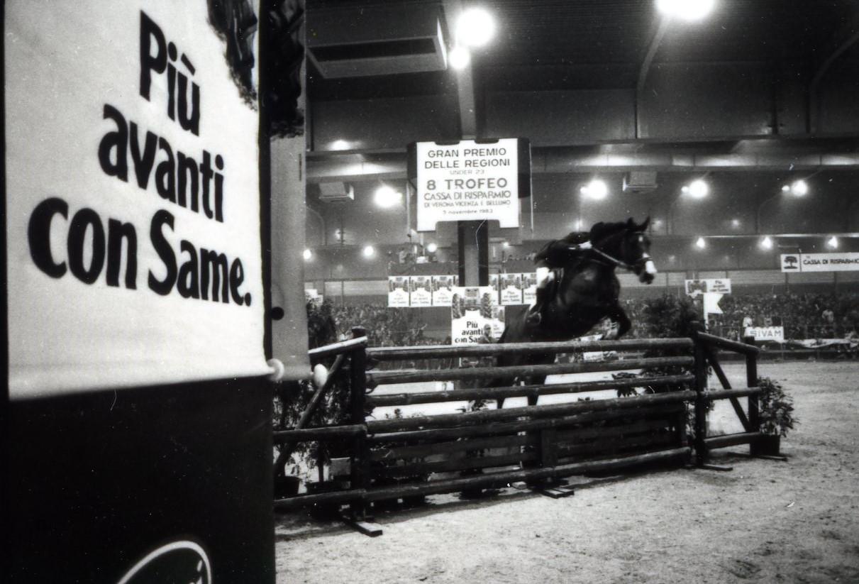Fiera cavalli 1983 Verona