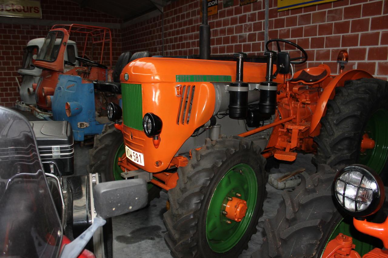 Trattore Super SAME DA 67 Diesel in Belgio