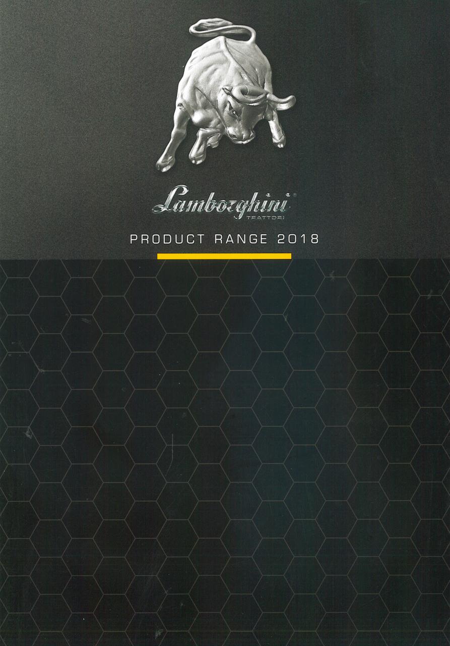 Product Range 2018
