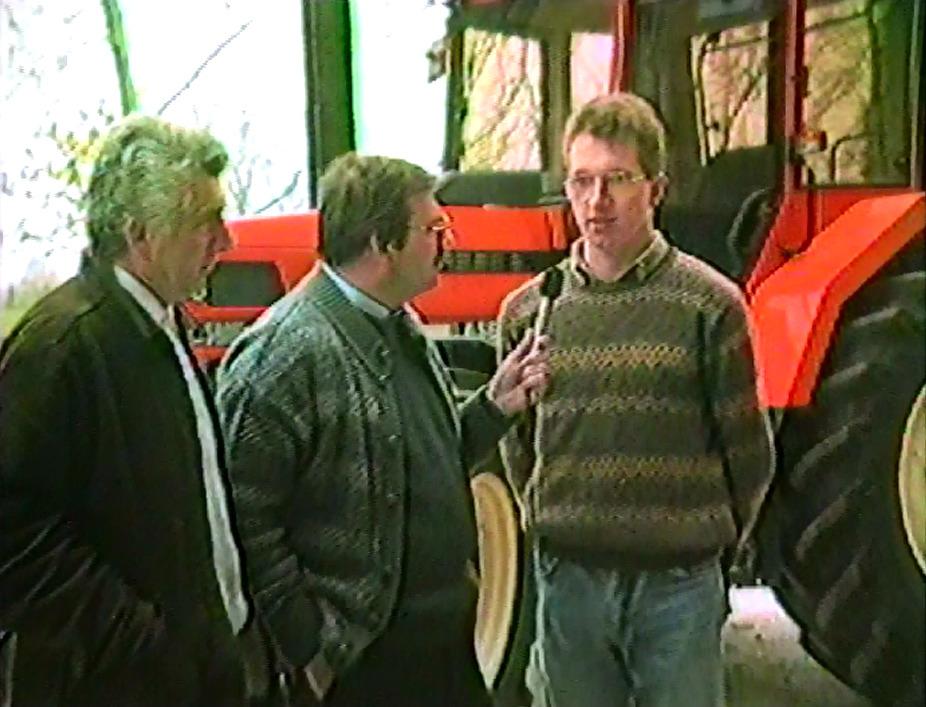Interviste a imprenditori agricoli circa i benefici che hanno riscontrato nei trattori SAME