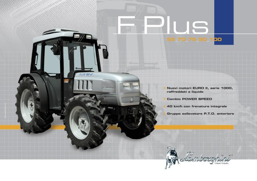 F PLUS 55 - 70 - 75 - 90 - 100