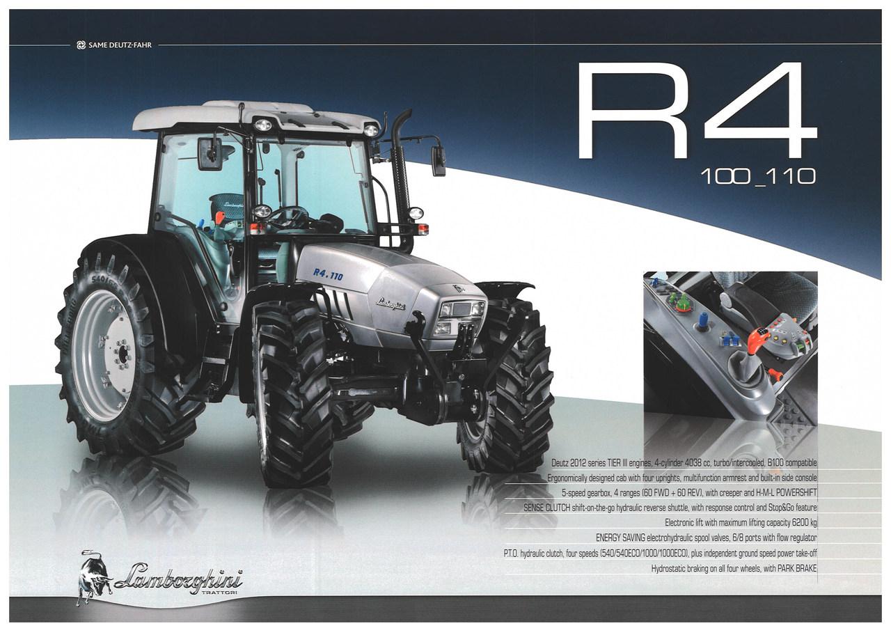 R4 100 - 110