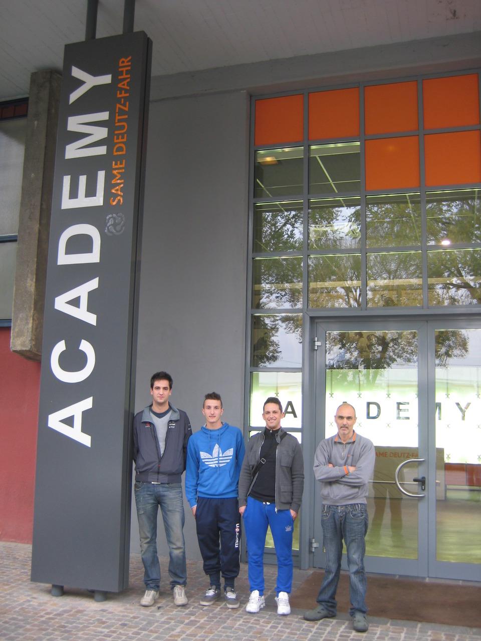 SDF Academy - Corso Explorer 3