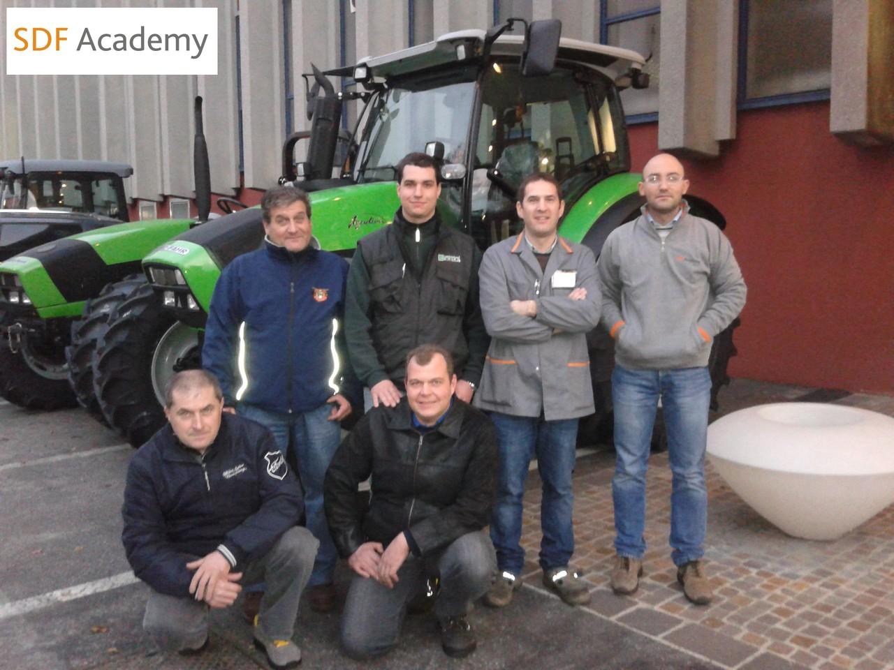 SDF Academy - Corso motori Deutz E3