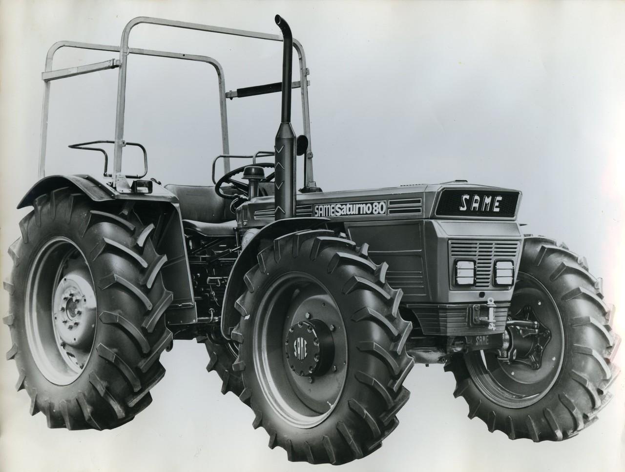 [SAME] trattore Saturno 80 4RM