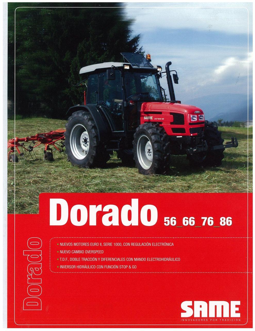 DORADO 56 - 66 - 76 - 86