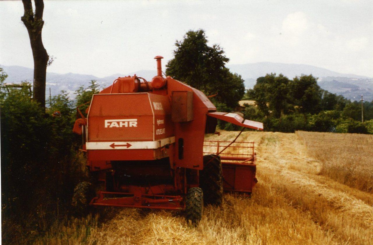 """[Fahr] """"M 1302 Hydromat m. Autolivellante. 1. Ein satz in der Toscana 18 19 Juli 1978"""""""