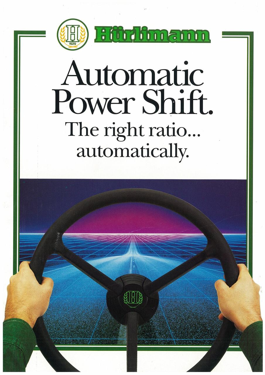 Automatic Power Shift - The right ratio...automatically