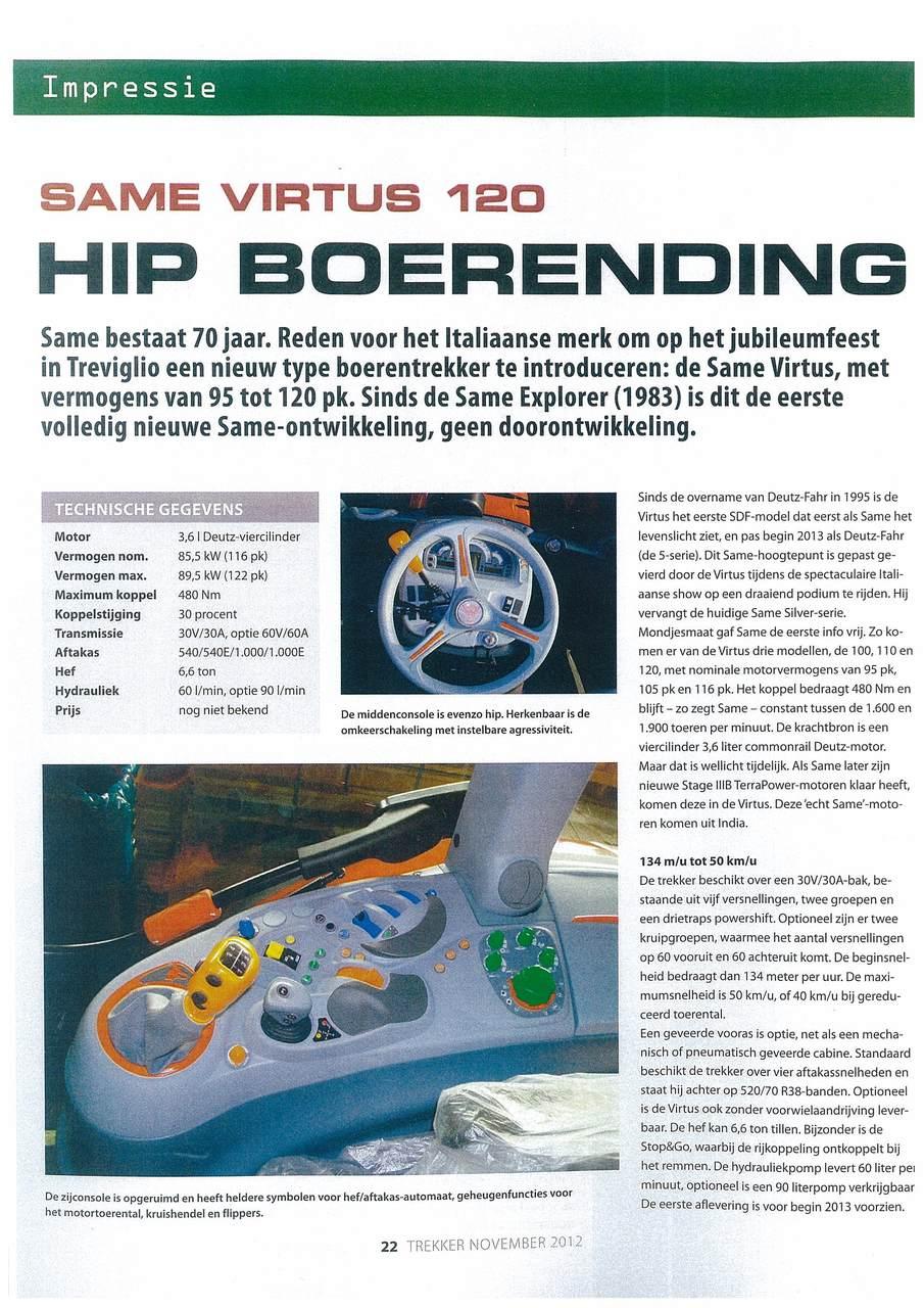 Hip boerending