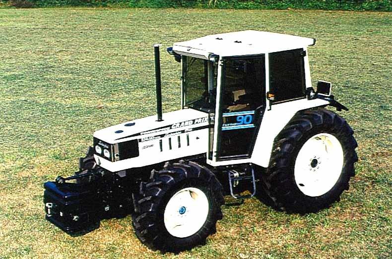 Trattore LAMBORGHINI GRAND PRIX 874-90 turbo