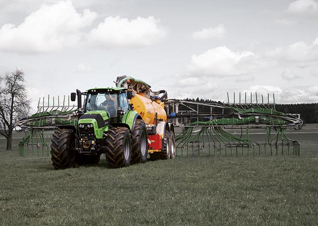 [Deutz-Fahr] 7250 TTV Agrotron: risultati eccezionali nei consumi