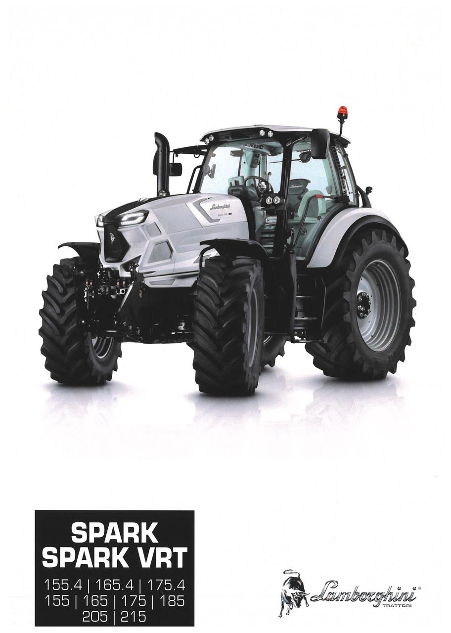 SPARK / SPARK VRT 155.4 - 165.4 - 175.4 - 155 - 165 - 175 - 185 - 205 - 215