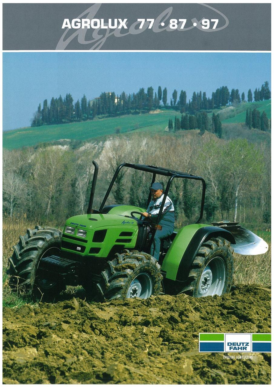 AGROLUX 77-87-97