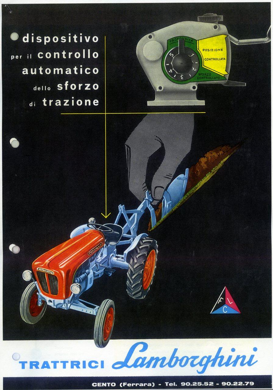 Dispositivo per il controllo automatico dello sforzo di trazione