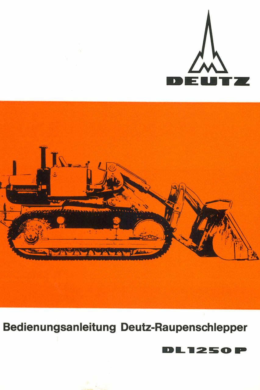 DL 1250 P - Bedienungsanleitung