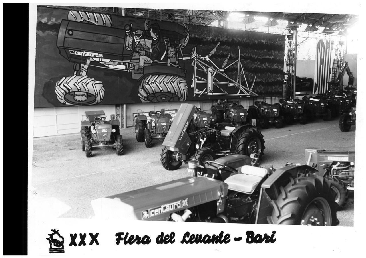 XXX Fiera del Levante (Bari) - Stand Same