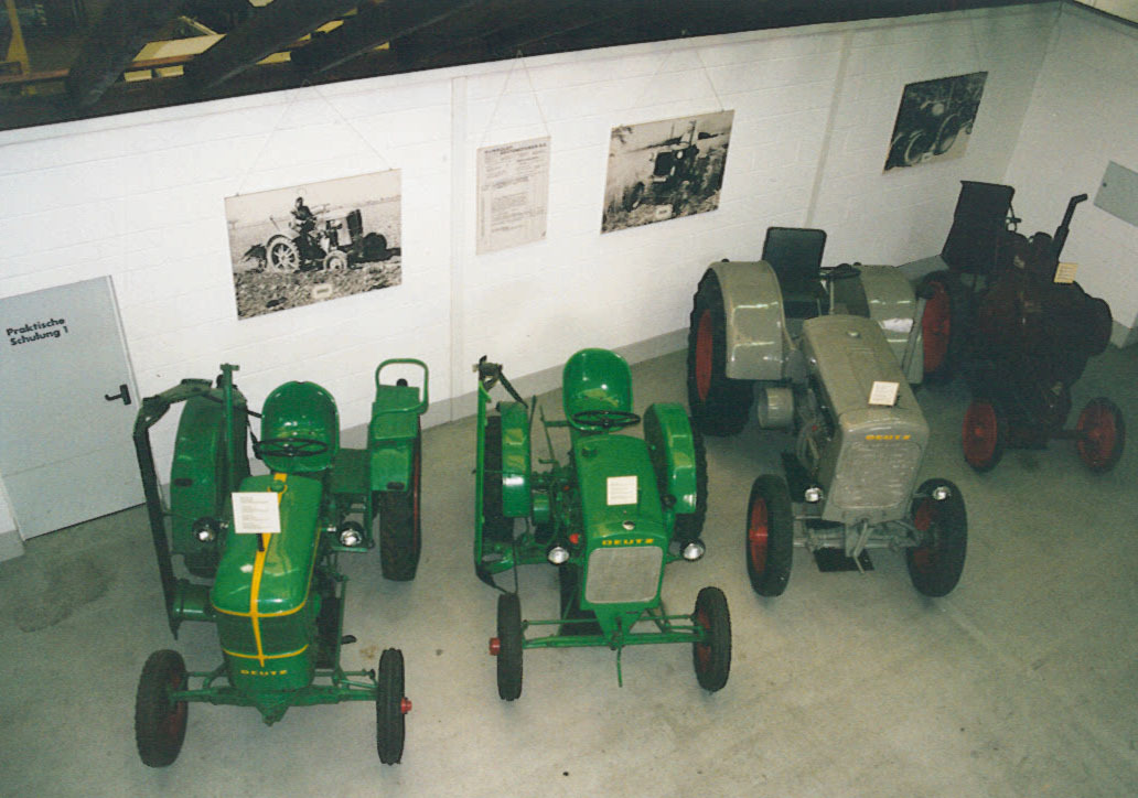 Museo Storico Deutz-Fahr presso lo stabilimento di Colonia
