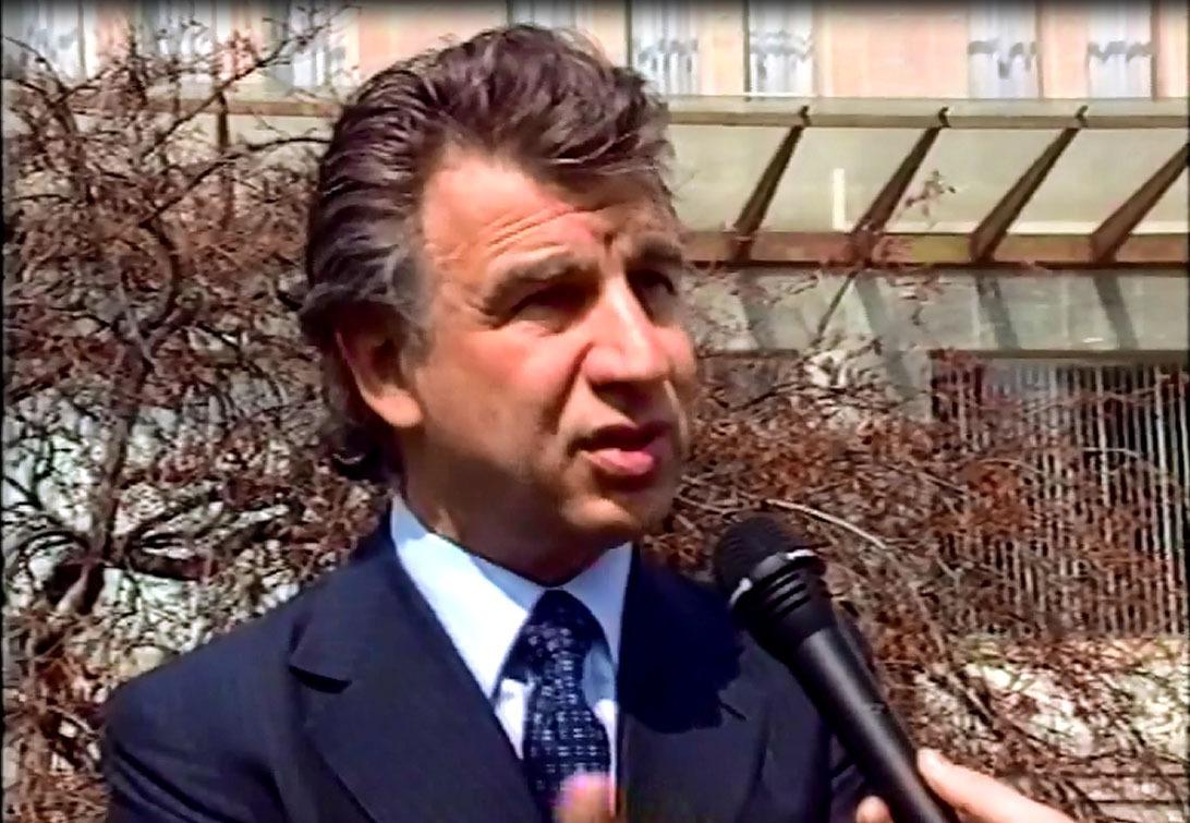 Bergamo TV Trasmissione Teleobiettivo - intervista ing. Bordi