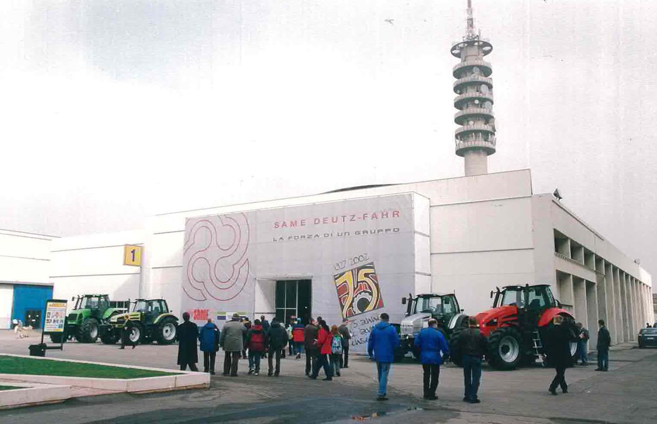 Fiera Agricola a Verona