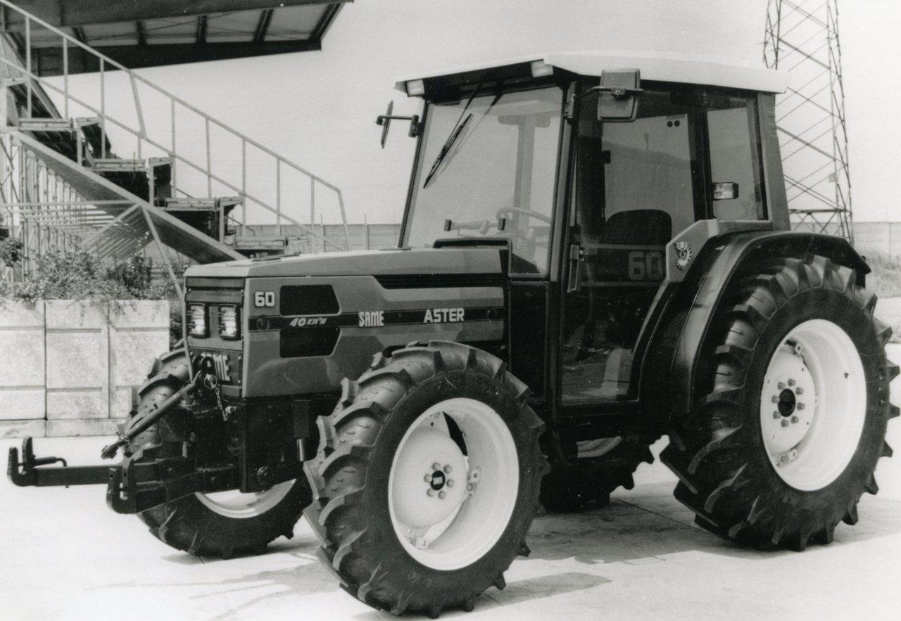 [Same] Trattori modelli Aster 60 e Aster 70