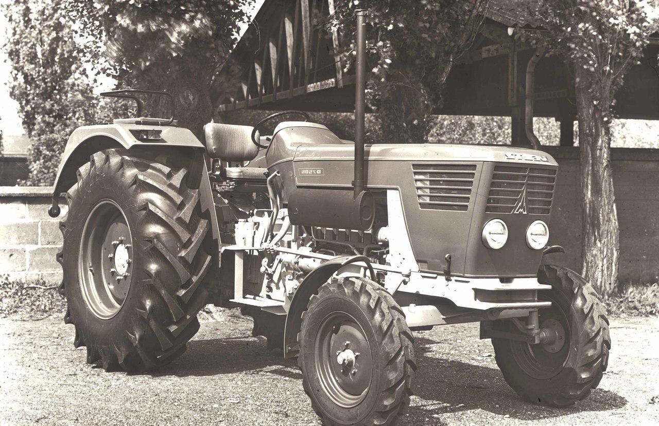 DEUTZ tracktoren Serie D 2506-9006