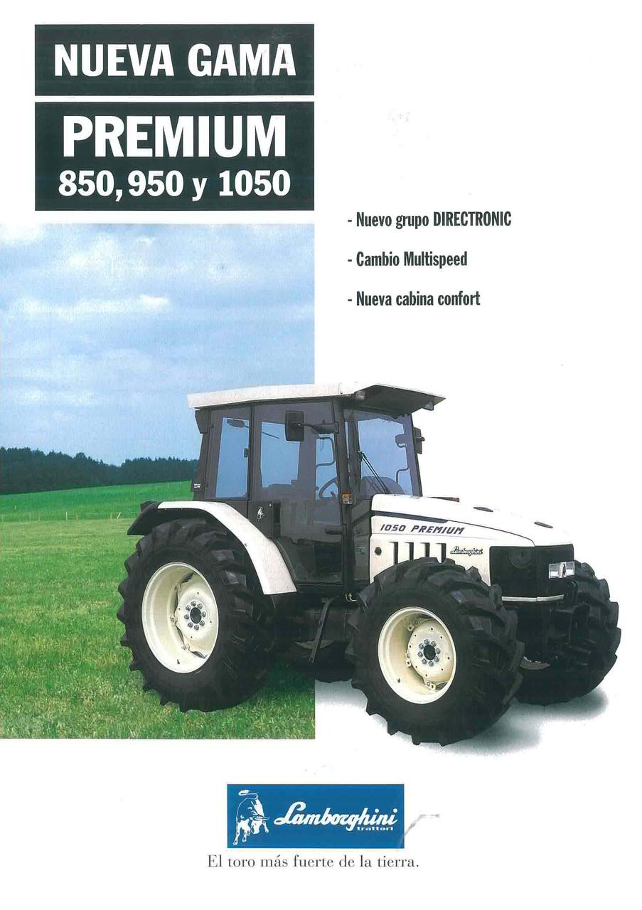Nueva Gama PREMIUM 850 - 950 - 1050