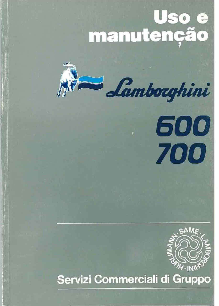 600 - 700 - Uso e Manutenção