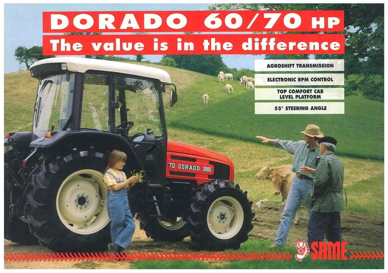 DORADO 60 - 70 HP