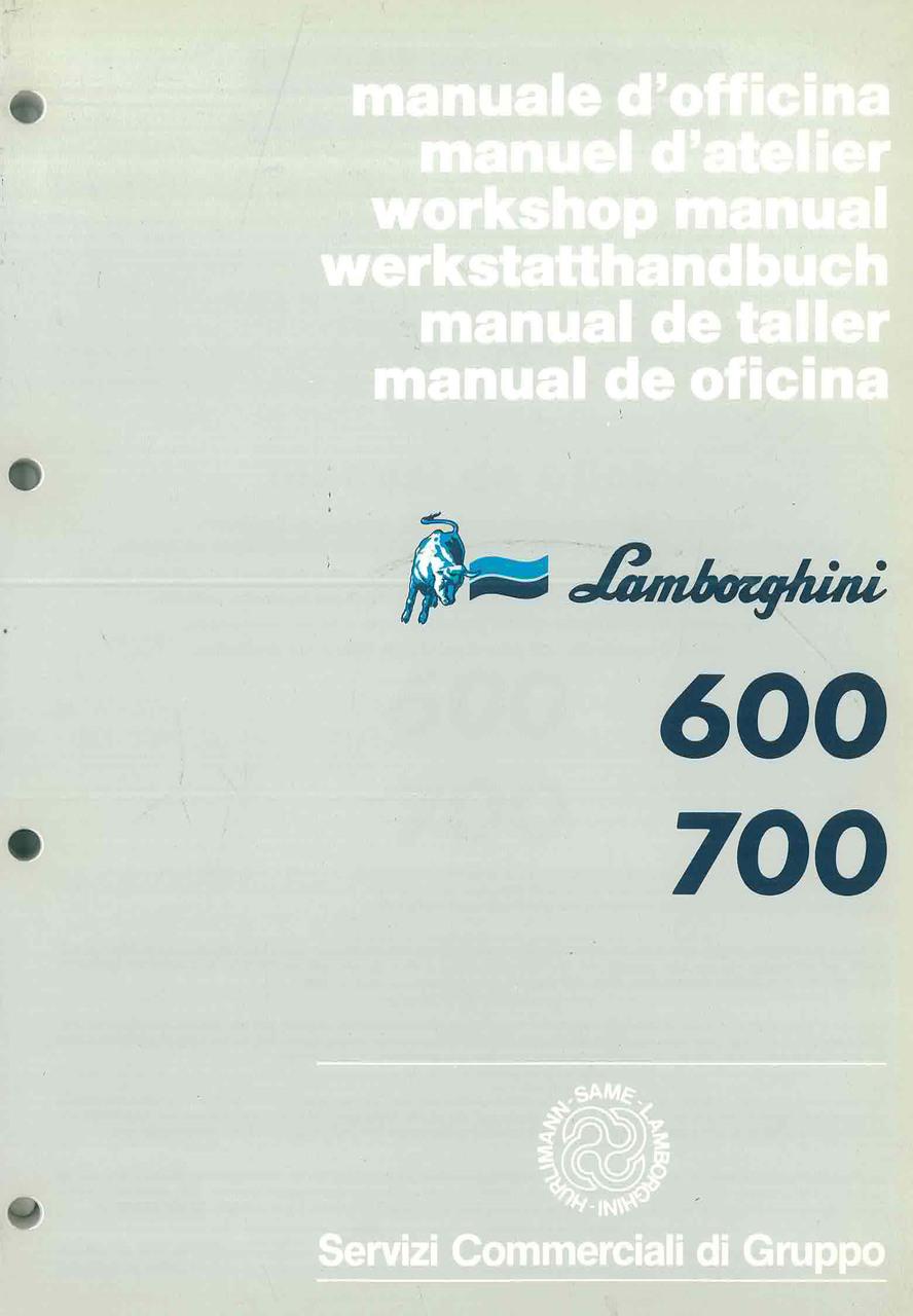 600 - 700 - Manual de Oficina