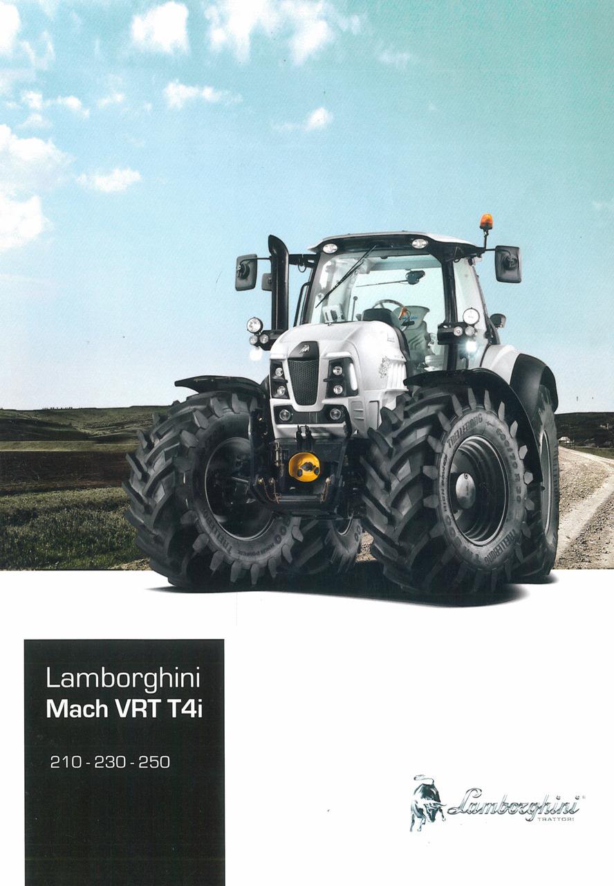 MACH VRT T4i 210-230-250