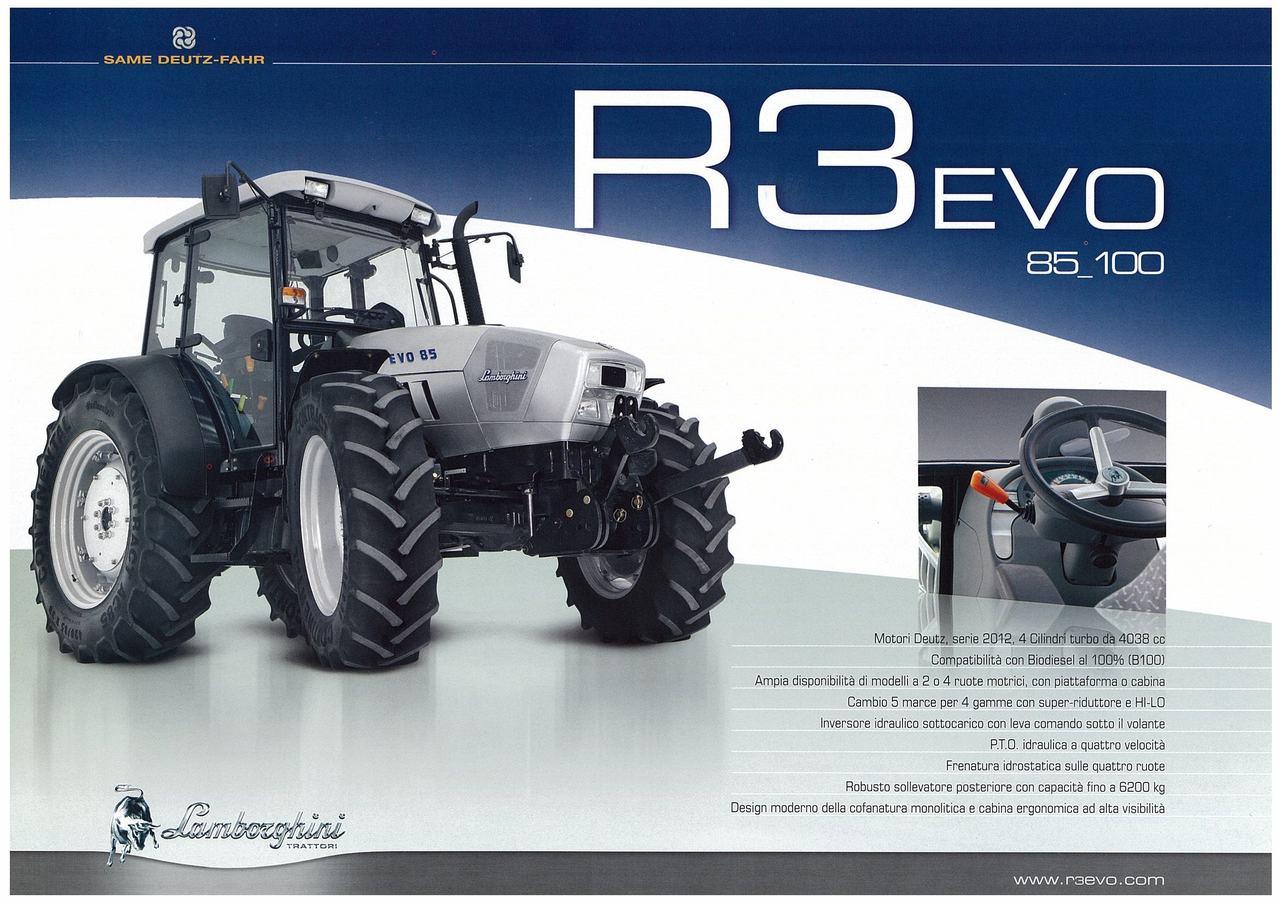 R3 EVO 85 - 100