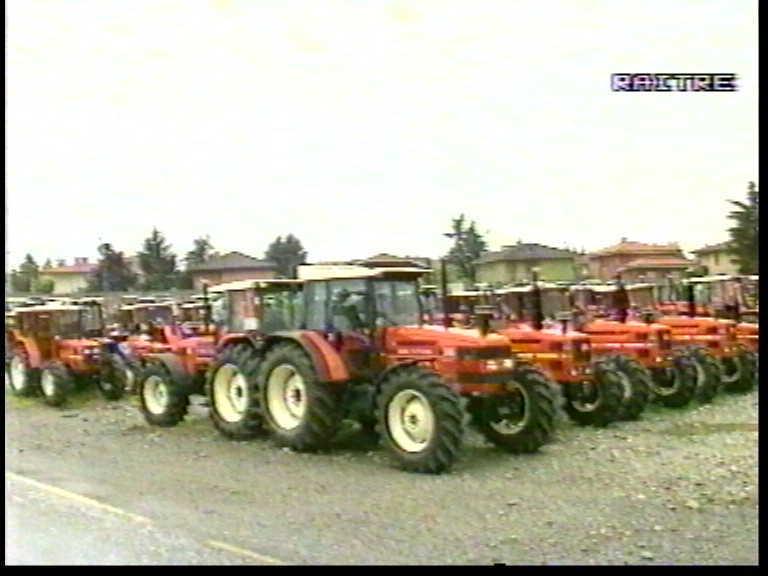 Stabilimento di Treviglio - TG Regione Lombardia, Rai 3