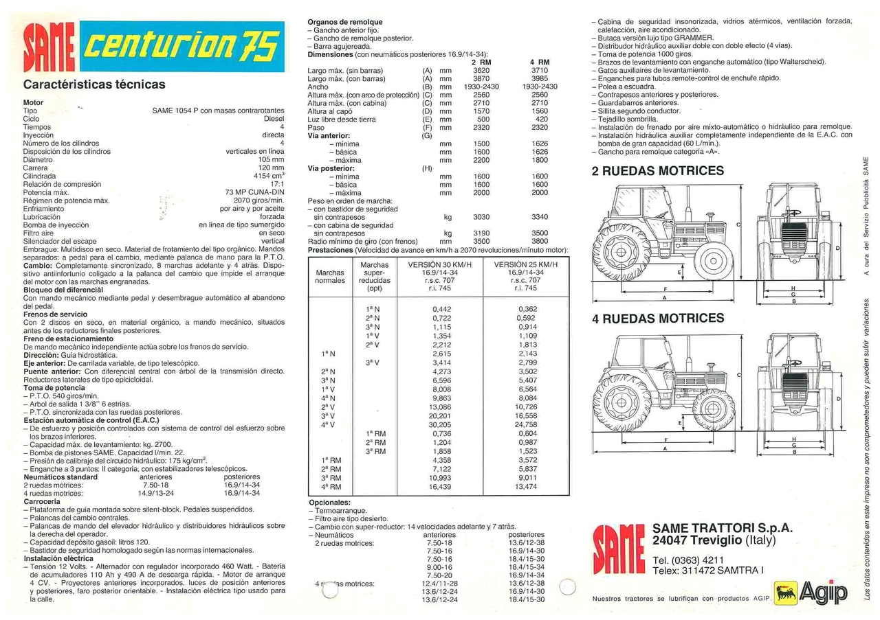 CENTURION 75