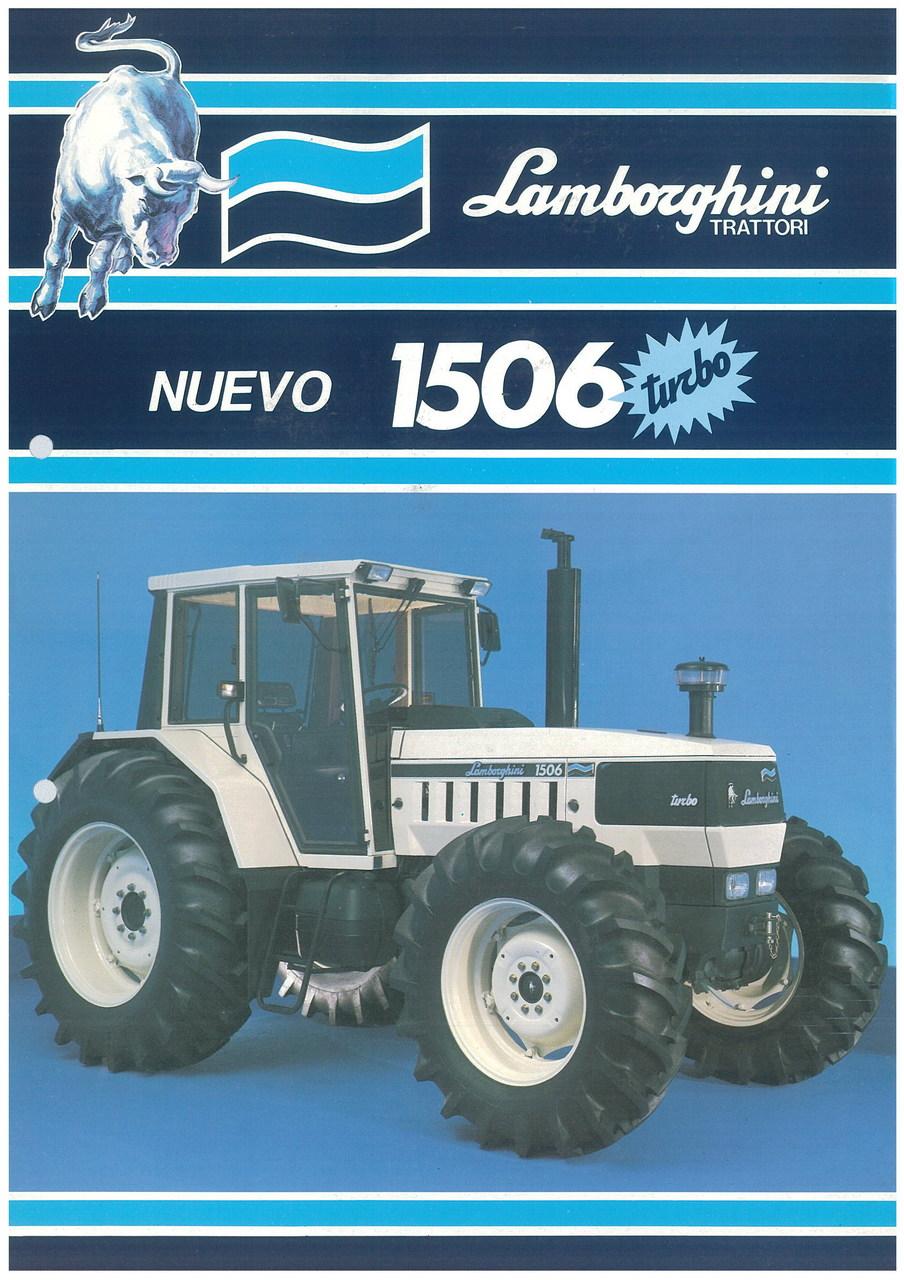 Nuevo 1506 Turbo