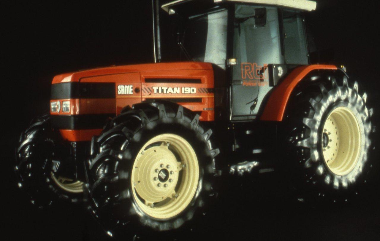 [SAME] trattore Titan 190