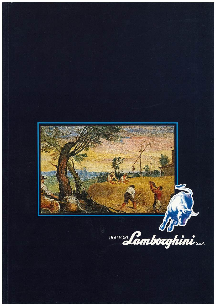 TRATTORI LAMBORGHINI S.p.A. - Brochure di presentazione