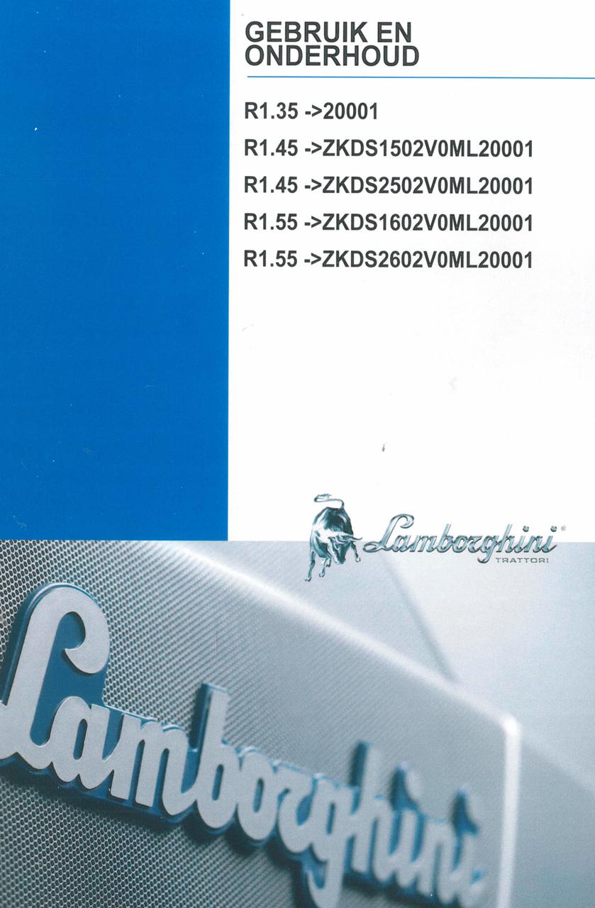 R1.35 ->20001 - R1.45 ->ZKDS1502V0ML20001 - R1.45 ->ZKDS2502V0ML20001 - R1.55 ->ZKDS1602V0ML20001 - R1.55 ->ZKDS2602V0ML20001 - Gebruik en onderhoud