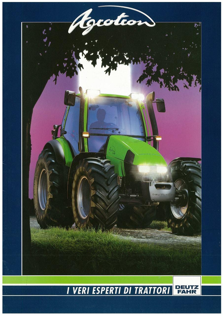 AGROTRON - I veri esperti del trattore