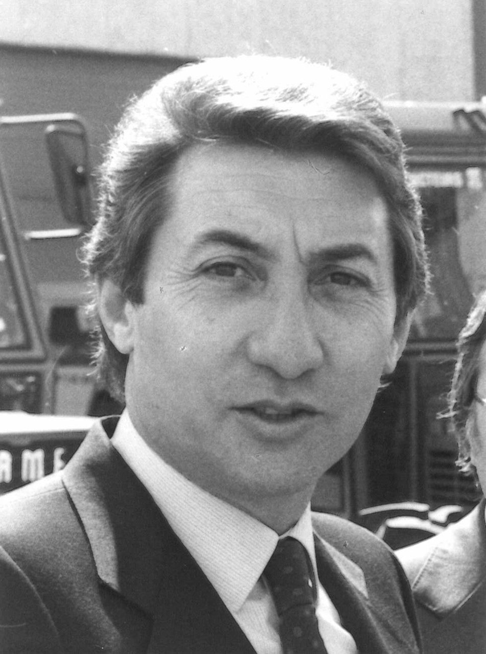 Sig. Luigi Pizzini - Dirigente Gruppo SLH