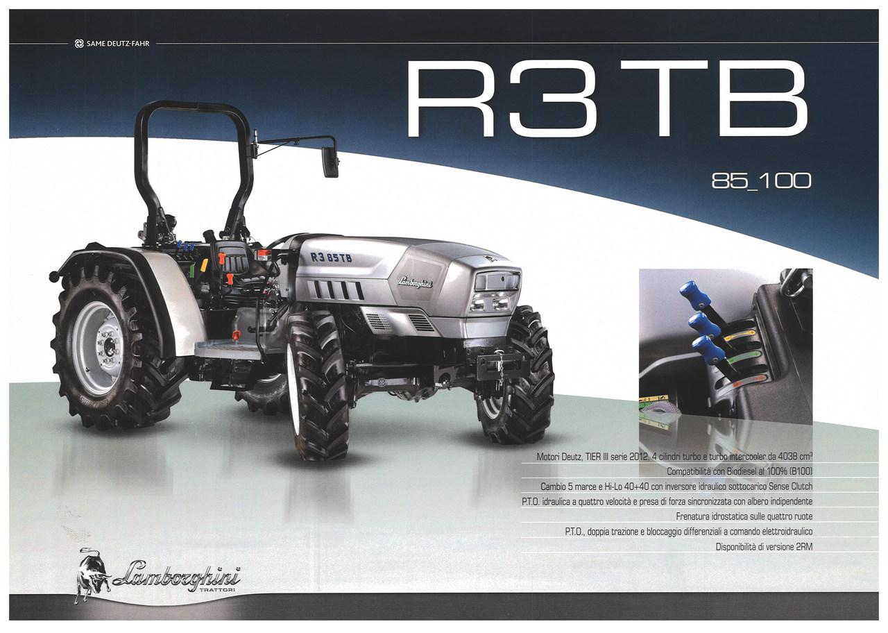 R3 TB 85 - 100