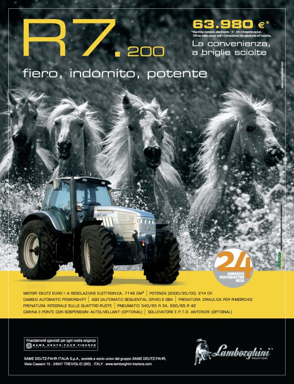 R7.200 fiero, indomito, potente