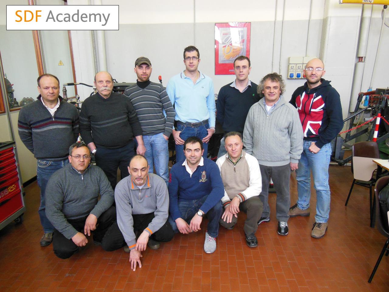 SDF Academy - Corso Virtus