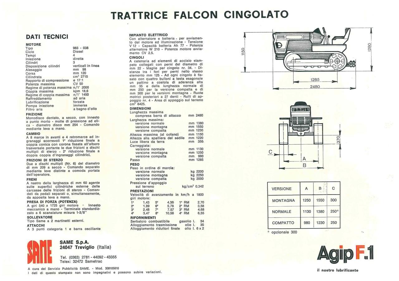 FALCON C