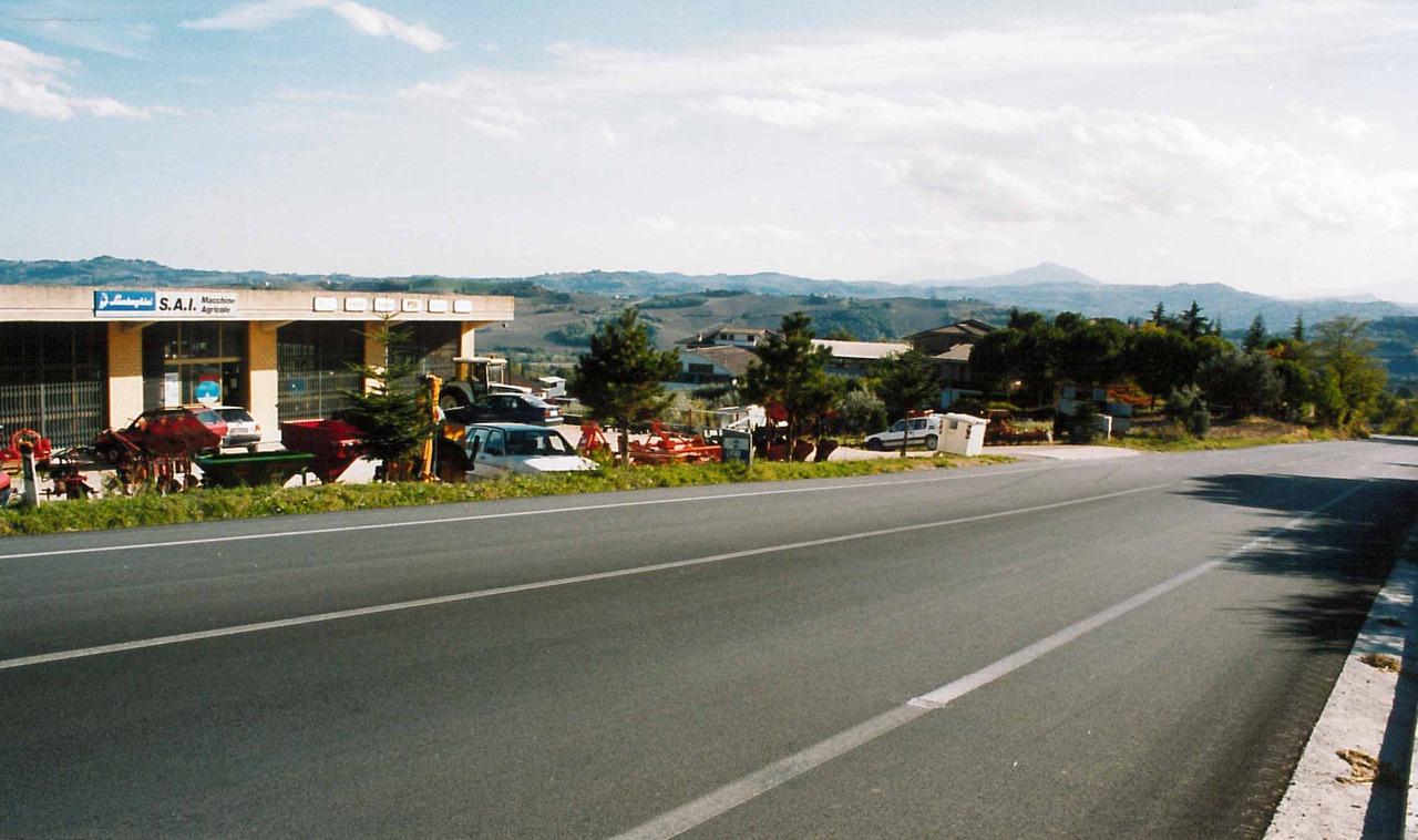 "Concessionario Lamborghini ""S.A.I. Macchine Agricole"""