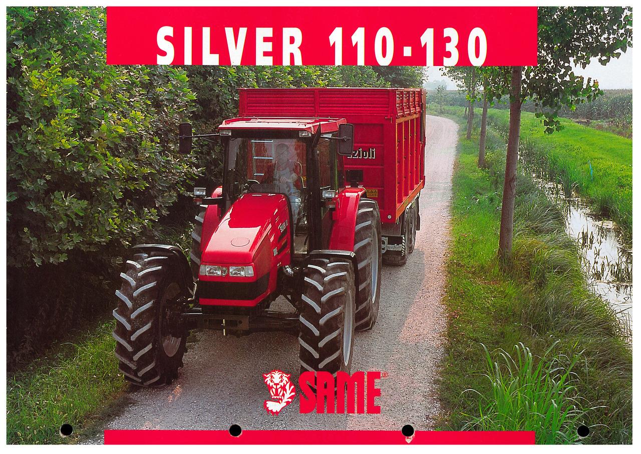 SAME - Silver 110-130